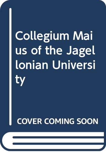 Collegium Maius of the Jagellonian University: Janusz Podlecki, Stanislaw