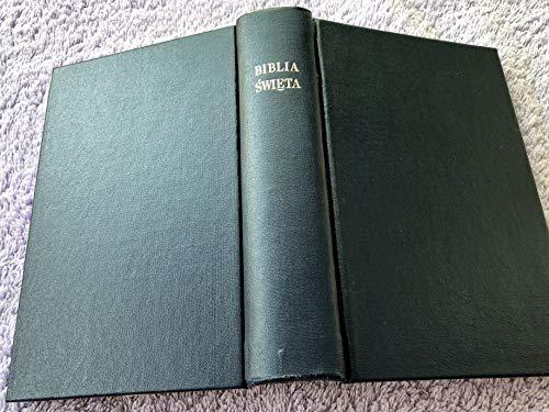 9788385260035: Polish Bible M043 / Biblia Swieta Starego I Nowego Testamentu / BIBLIA / Nowy Przeklad / Polsce