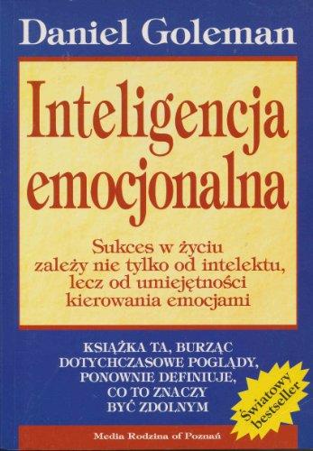 9788385594468: Inteligencja emocjonalna