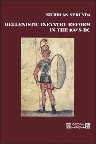 Hellenistic Infanty Reform In The 160's BC