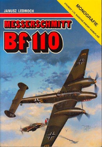 9788386208111: MESSERSCHMITT Bf 110