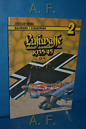 Luftwaffe 1939-45 Cz II: Wrobel, Jaroslaw