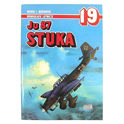 9788386208227: Monografie Lotnicze 19 - Ju-87 Stuka