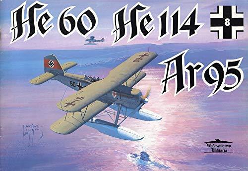HEINKEL 60 - HEINKE 114 - ARADO: Ledwoch, Janusz -