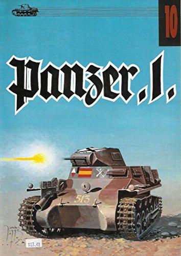 No. 010 - Panzer I: Ledwoch, Janusz