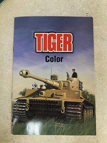 Tiger Color: Ledwoch, Janusz (Illustrated