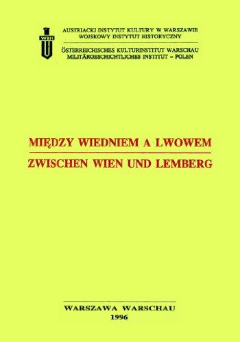 9788386213252: Zwischen Wien und Lemberg (German and Polish Edition)