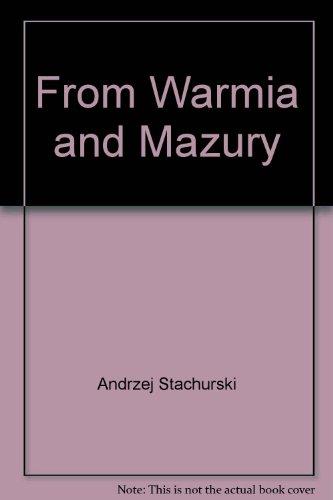 From Warmia and Mazury: Stachurski, Andrzej