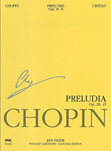 Preludes: Chopin National Edition Vol. VII (National