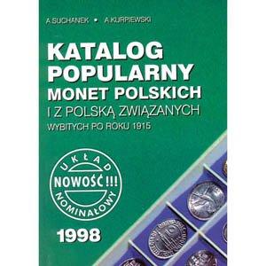 9788387355036: Katalog monet polskich obiegowych i kolekcjonerskich XIX i XX wieku