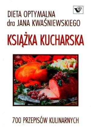 9788387534073: Ksiazka kucharska-Dieta optymalna-700 przepisów