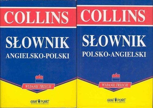 9788387726003: Collins: Slownik Angielsko-Polski, Polsko-Angielski (tom 1 i 2)/English-Polish, Polish-English Dictionary (2 volume set)