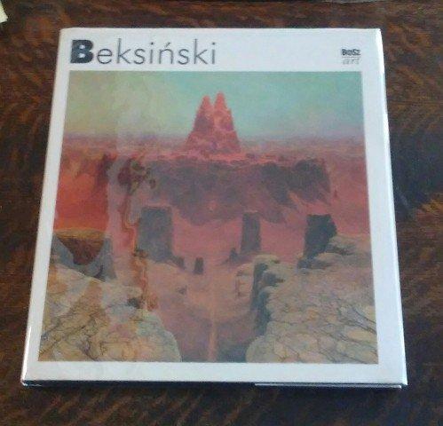 9788387730116: Beksinski (Bosz art)
