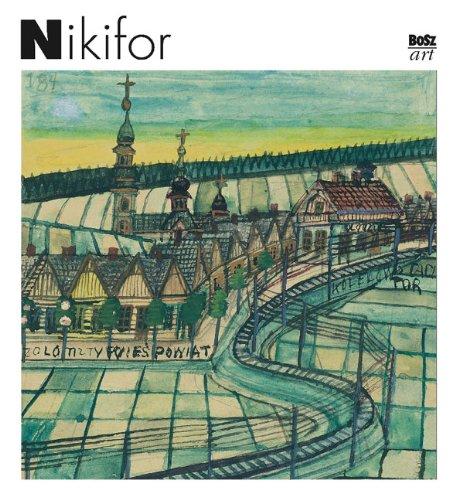 Nikifor: Sczcucka, Anna - Editor