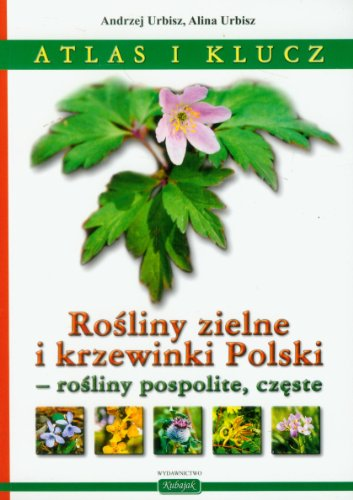 9788387971687: Rosliny zielne i krzewinki Polski rosliny pospolite, czeste Atlas i klucz