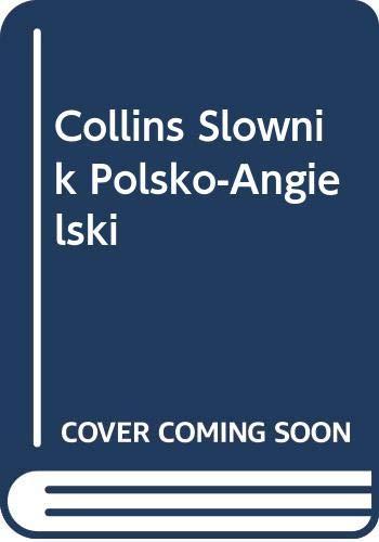 9788387988821: Collins Slownik Polsko-Angielski