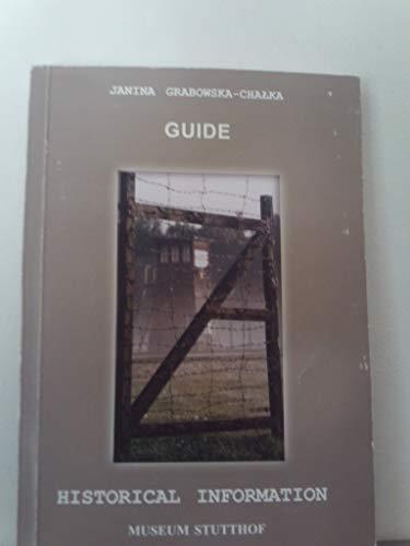 Museum Stutthof Guide - Historical Information: Janina Grabowska-Chalka