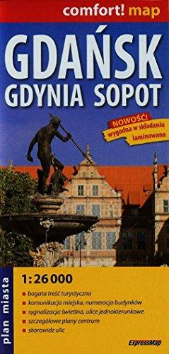 GDANSK/GDYNIA/SOPOT 1/26.000