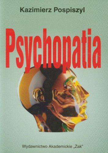 9788388149344: Psychopatia