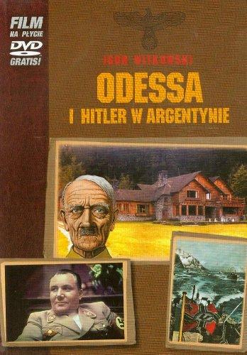 9788388259746: Odessa i Hitler w Argentynie + DVD