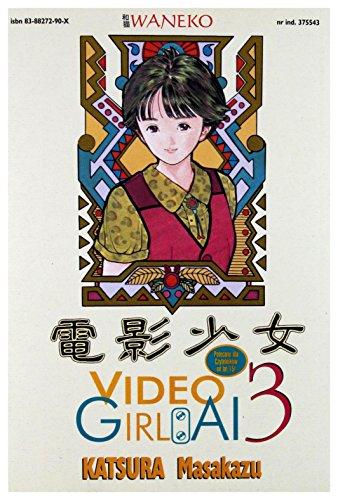 Video Girl Ai tom 3: Masakazu Katsura