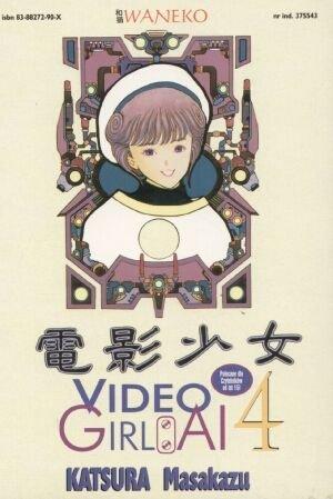 Video Girl Ai tom 4: Masakazu Katsura