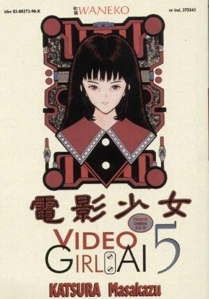 Video Girl Ai tom 5: Masakazu Katsura