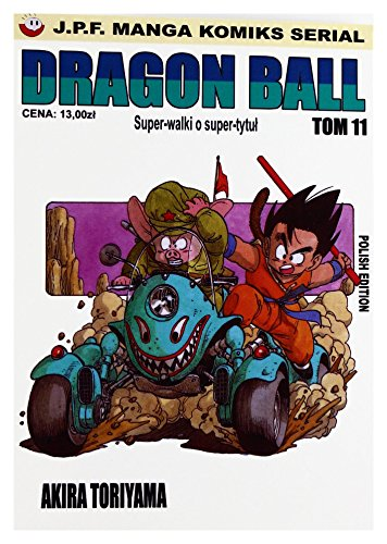 9788388803116: Dragon Ball (Tom 11) [KOMIKS]