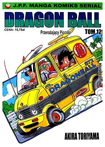 9788388803123: Dragon Ball (Tom 12) [KOMIKS]