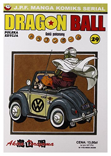9788388803291: Dragon Ball (Tom 29) [KOMIKS]