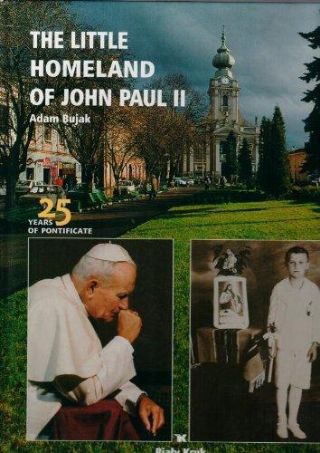 The Little Homeland of John Paul II (Polish Edition): Bujak, Adam