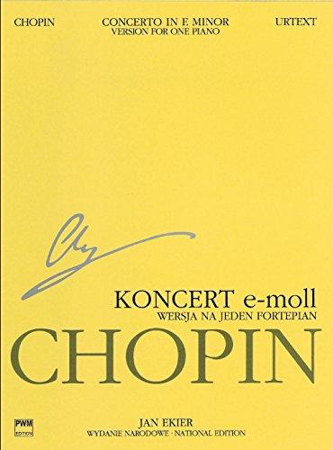 Concerto No. 1 in E Minor Op.