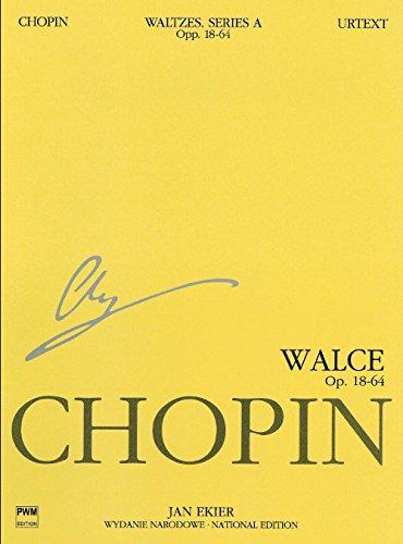 Waltzes Op. 18, 34, 42, 64: Chopin