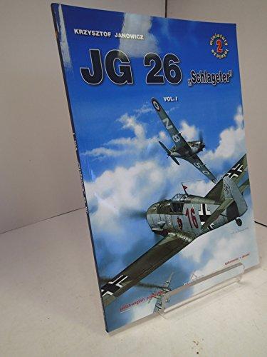 JG 26 Schlageter Vol. 1 Air Miniatures: Krzysztof Janowwicz