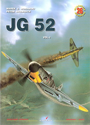 9788389088130: JG 52 Volume 1 Air Miniatures No. 26