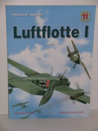 9788389088307: Luftflotte I 1939 Air Miniatures No. 11