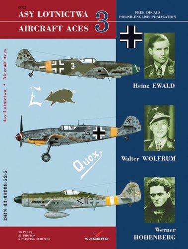 Aircraft Aces 3 (6088): Murawski, Marek; Neuwerth, Peter