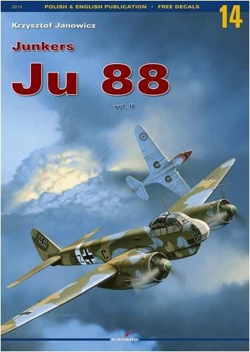 9788389088598: Junkers Ju 88: v. 2