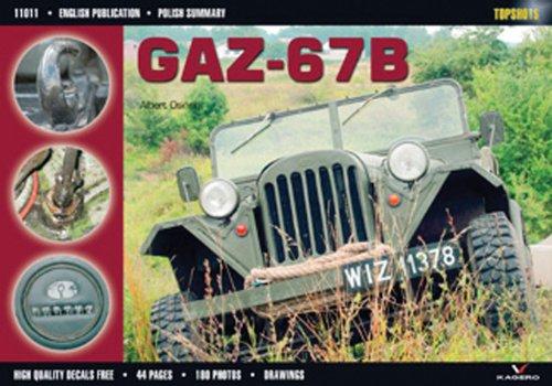 9788389088819: GAZ-67 (TopShots)