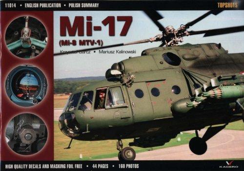 Mi-17 (Mi-8, MTV-1) Topshot 11014 (With Decals): Barcz, Krzysztof and