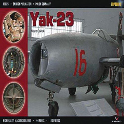 Yak 23 (TopShots): Albert Osiński