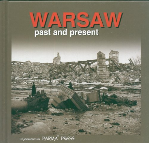 9788389157409: Warsaw - past and present