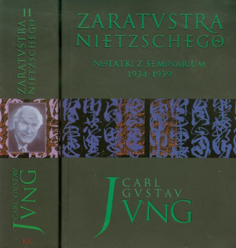 9788389158741: Zaratustra Nietzschego Tom 1-2