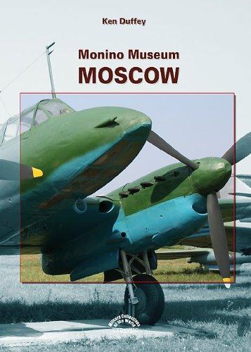 9788389450012: Monino Museum Moscow