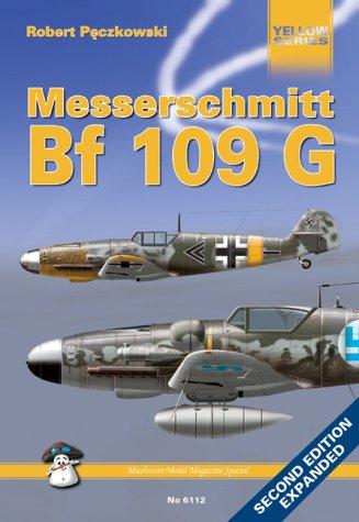 9788389450081: Messerschmitt: Bf 109 G Gustav