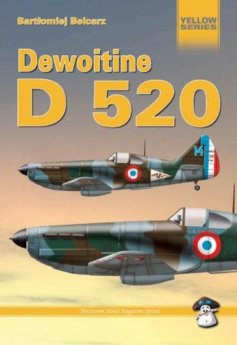 9788389450098: Dewoitine D520
