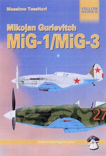 9788389450265: Mikojan-Gurievitch MiG-1/Mig-3