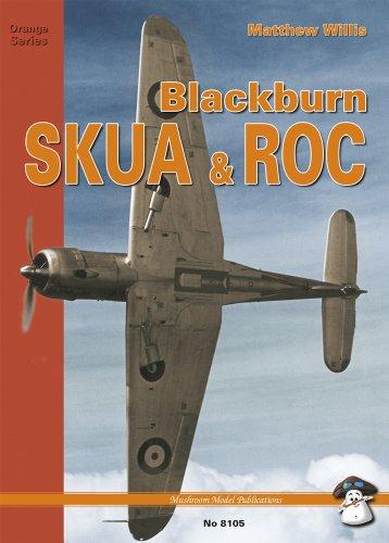 9788389450449: Blackburn Skua and Roc (Orange Series)