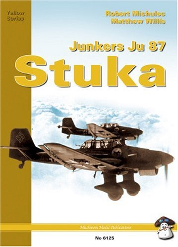 9788389450494: Junkers JU 87 Stuka (Yellow Series)