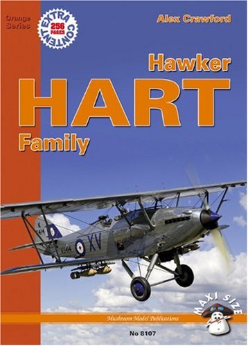 9788389450623: Hawker Hart Family